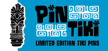 PinTiki Limited Edition Tiki Pins